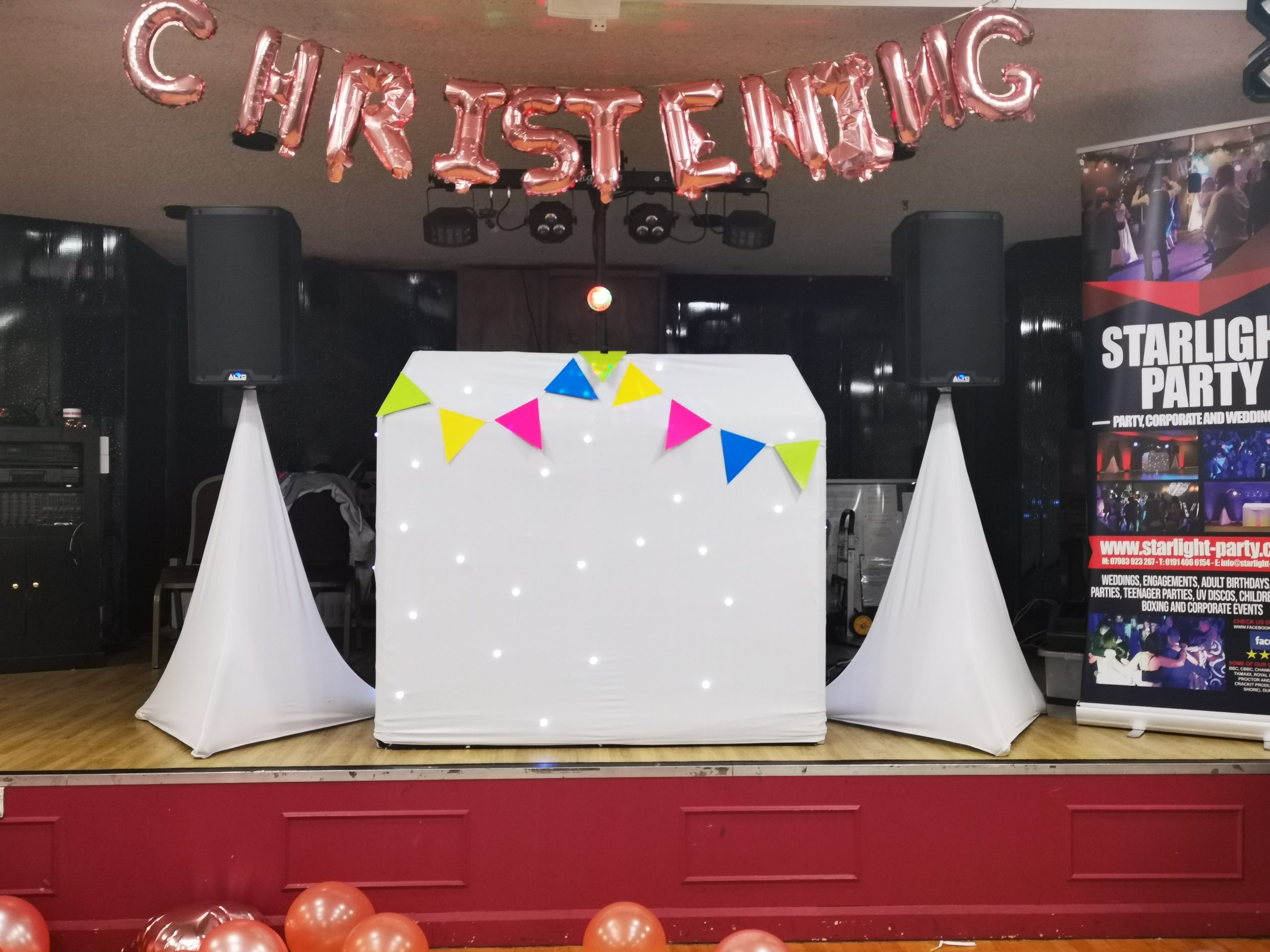 Christening Party Images