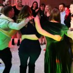 Starlight party DJ Filling the dance floor